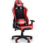 La chaise gamer, pour une utilisation confortable accompagné d'un côté esthétique